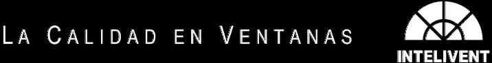 Intelivent – Ventanas PVC